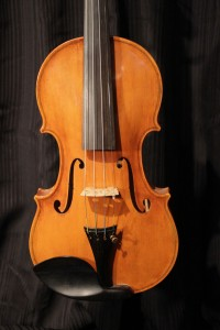SOLD:  Lundins Violins Guarnerius   $1200
