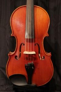 German viola, Baur Josef