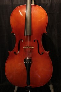 SOLD:  Erich Pfretzschner Cello   $850