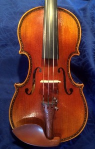 Maple Leaf Strings - Hellier Strad Copy